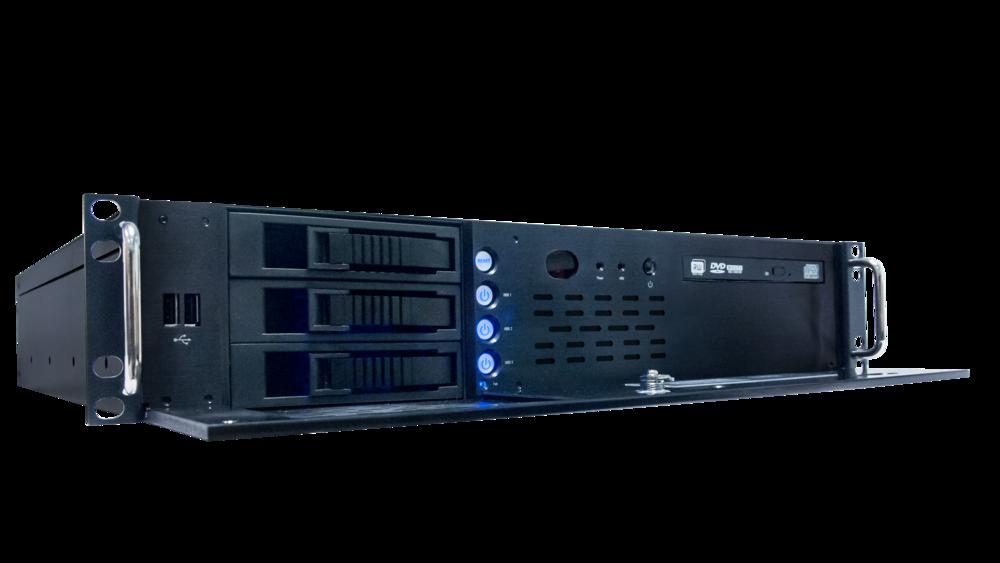 SRX Pro 2U, 0 IP, SSD, 1TB, SBB31 i5