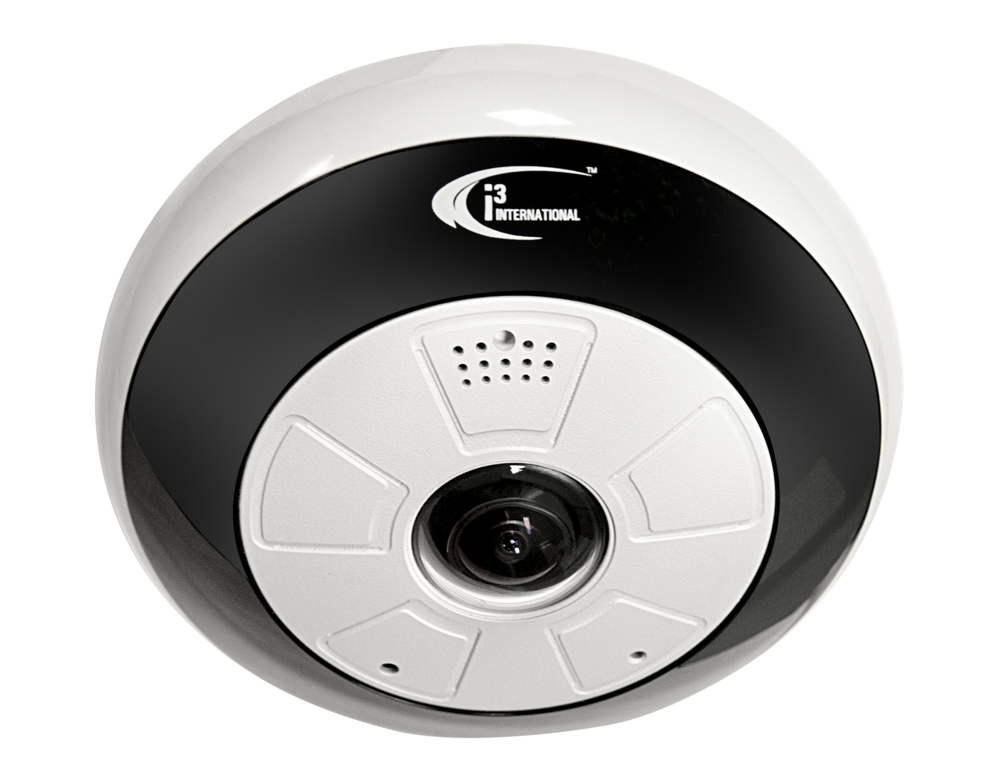 Ax78R 6MP Fisheye Network