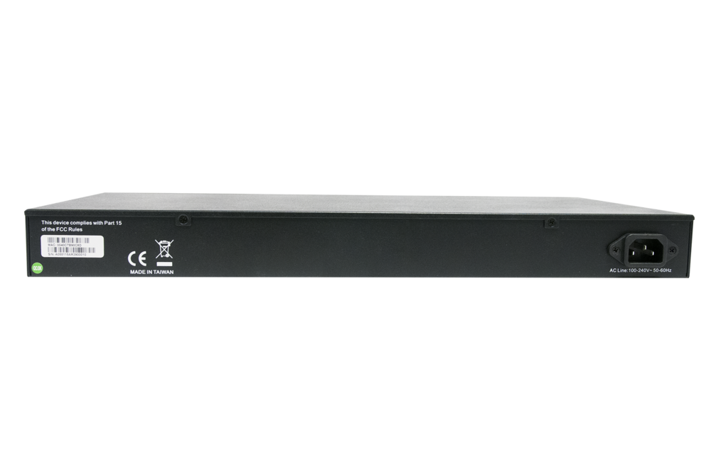 S242 24 Port PoE+ Switch