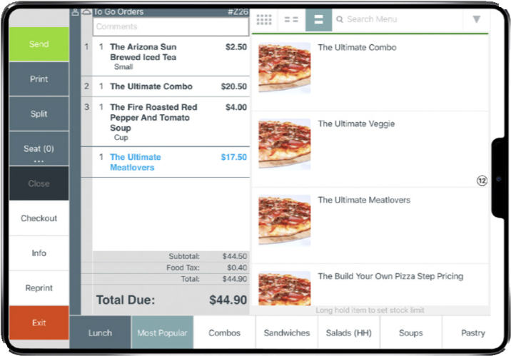 IPad Systems - Powerful. Scalable. Feature-rich point of sale.