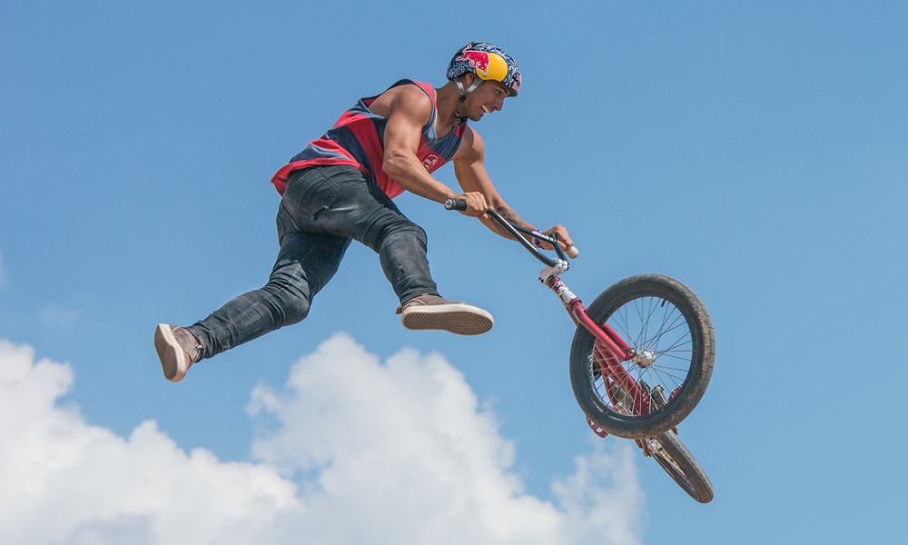 4. This is from shooting one of my year's highlights - the 2015 Summer X Games in Austin. This was a great event to shoot - there was always something to point a camera at, and most of it was spectacular. I wrote about that here.