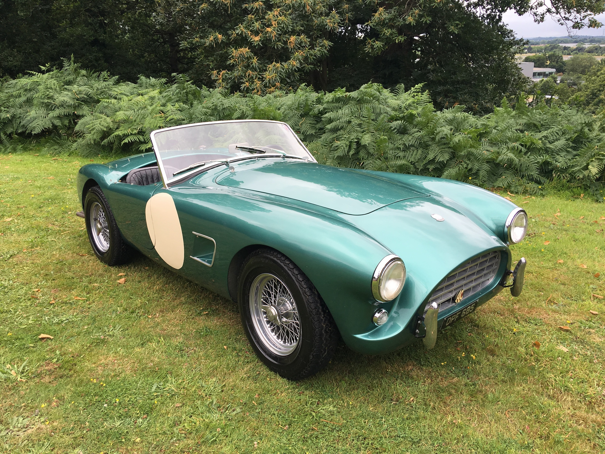 Sold — Brooklands Cars Ltd