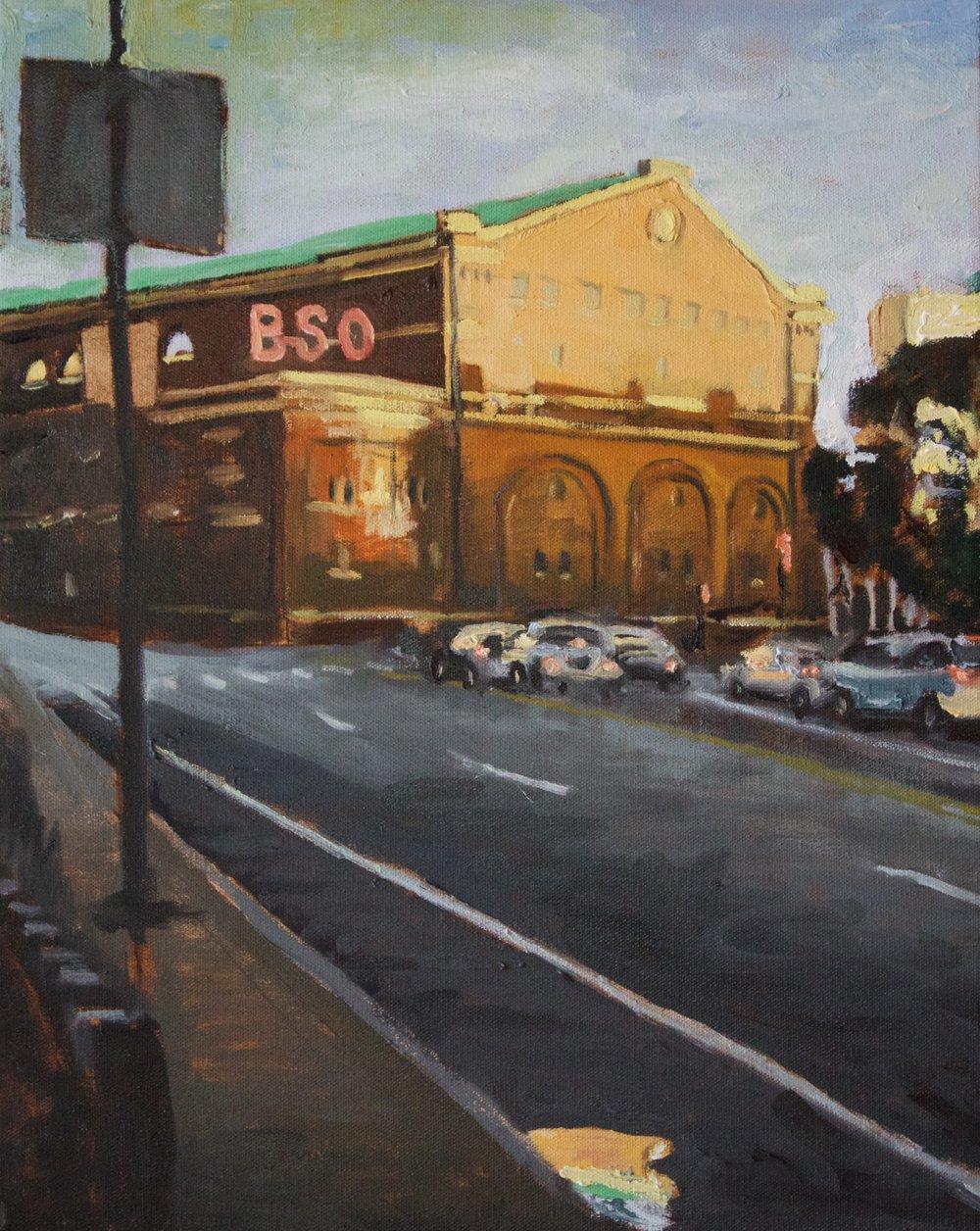 "20"" X 16"" Oil on Canvas"