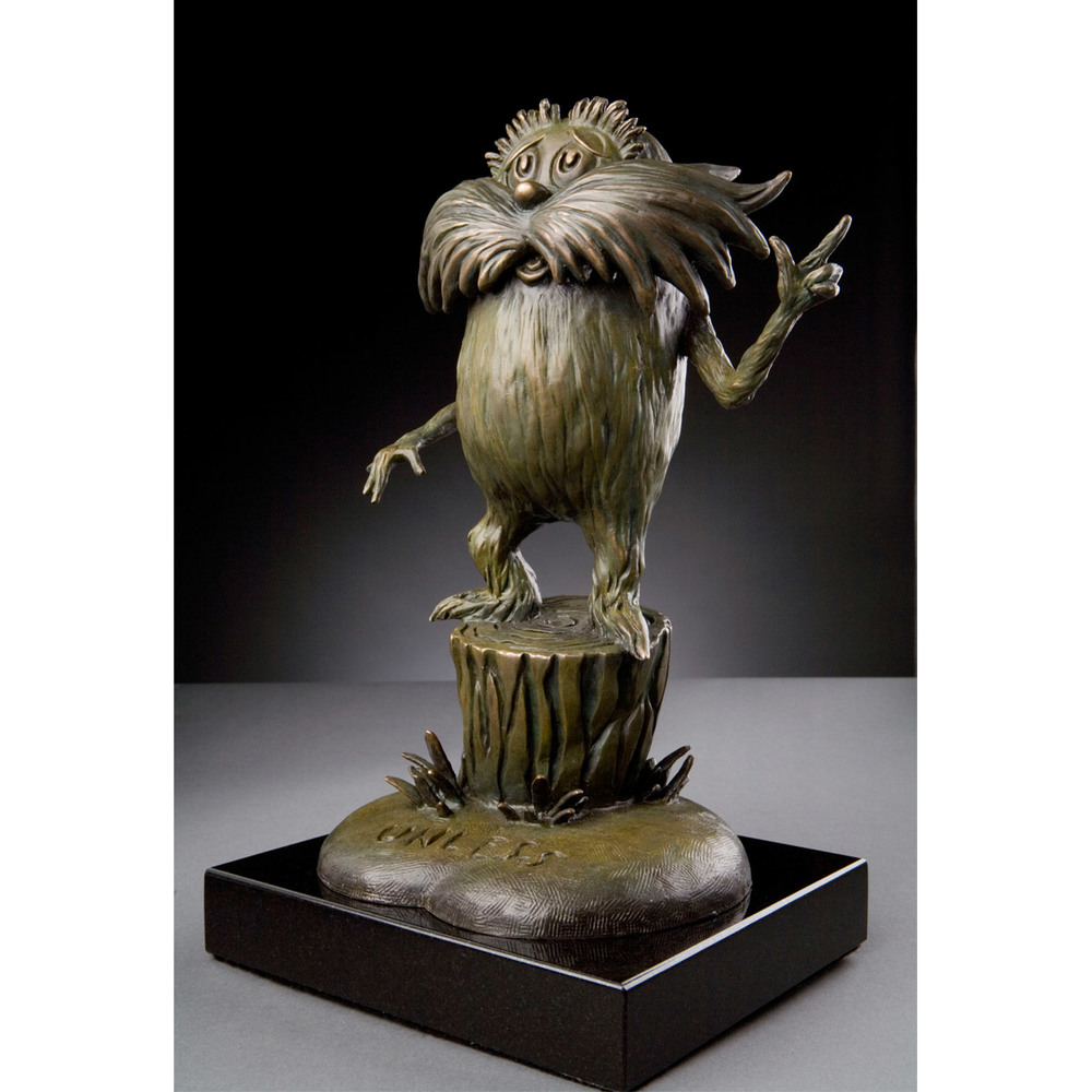 The Lorax Bronze - Maquette
