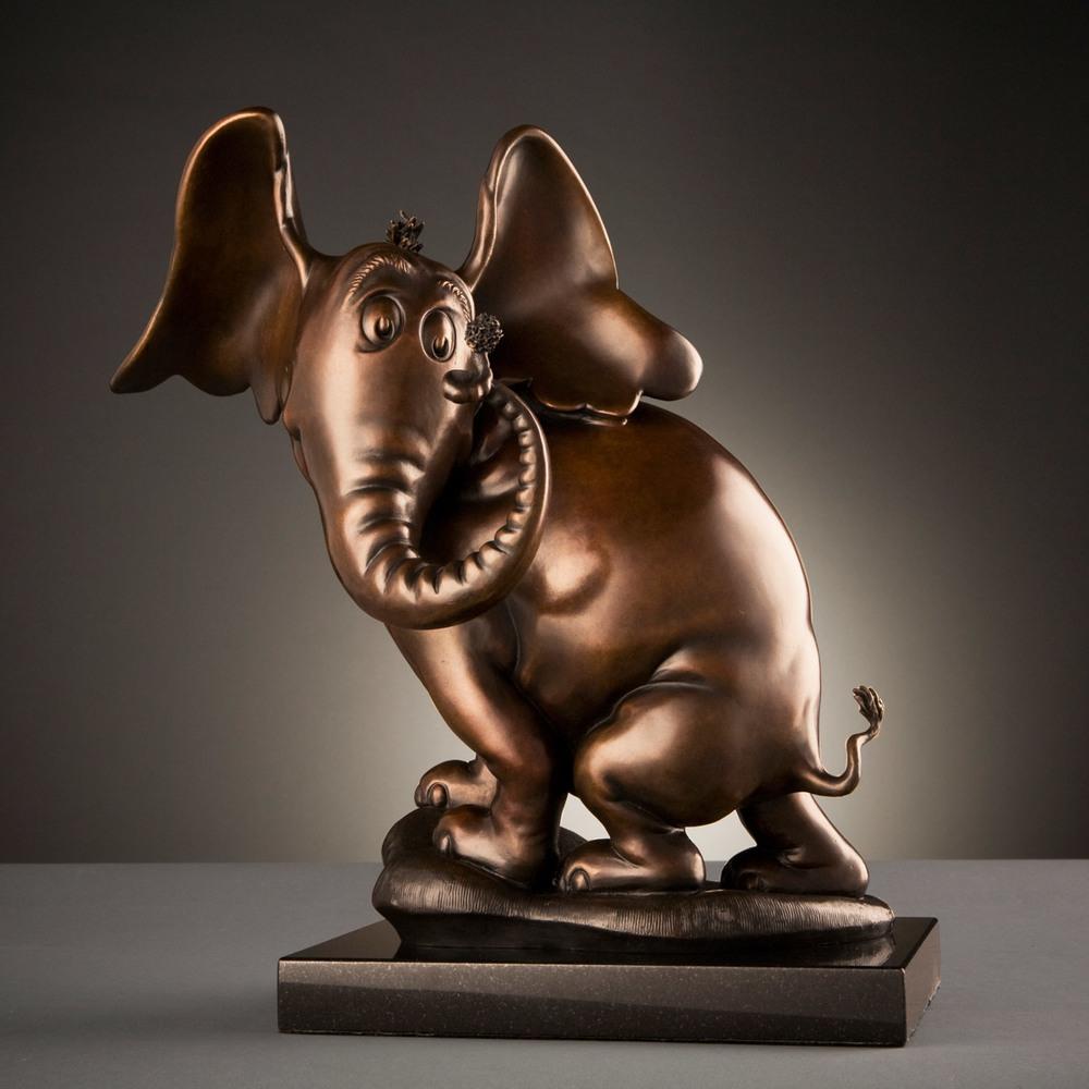 Horton Bronze - Maquette