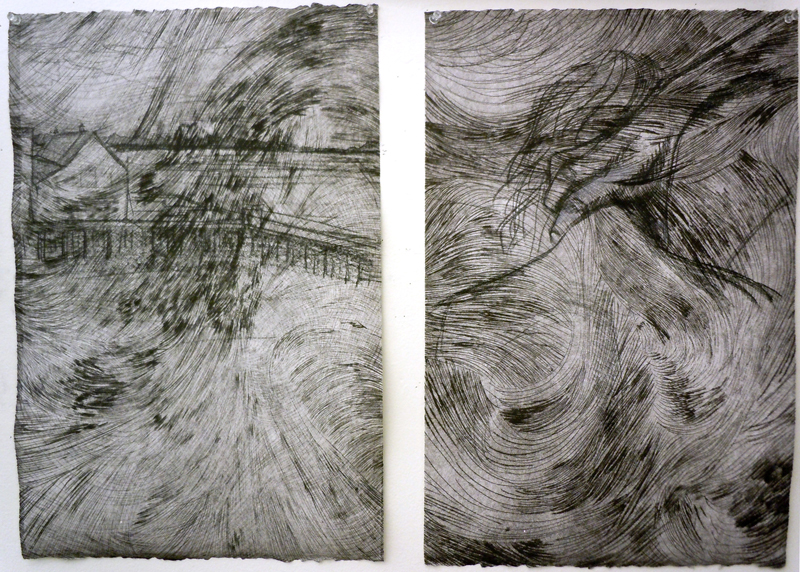 Grab Diptych