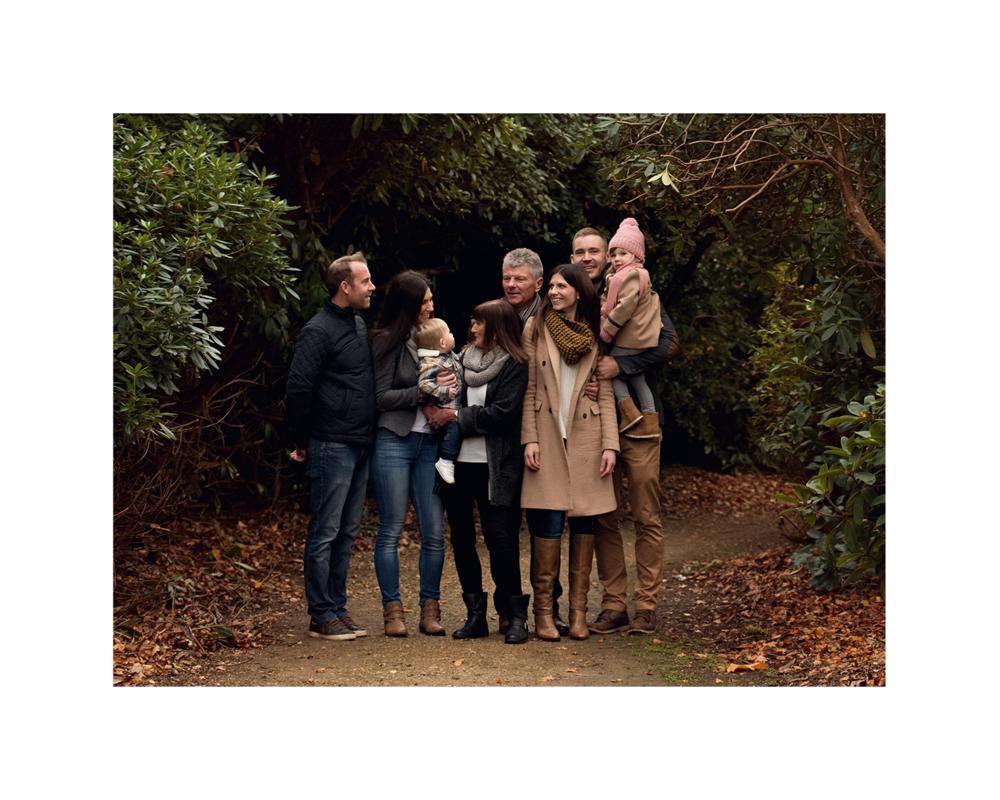 autumn family photos