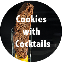 cookies with cocktails the finer cookie