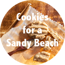 Cookies for a Sandy Beach The Finer Cookie