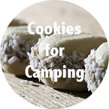 cookies for camping the finer cookie