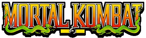 1992 Mortal Kombat Logo