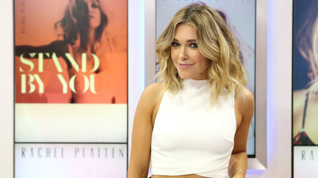 Rachel Platten on The Today Show- makeup by Aleksandra Ambrozy
