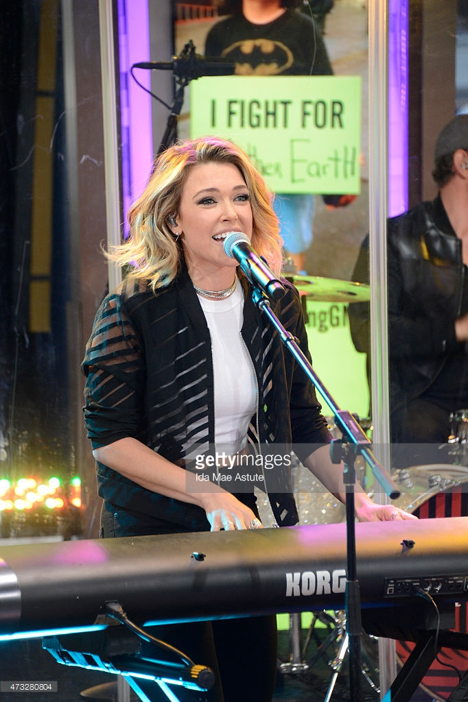 Rachel Platten on Good Morning America