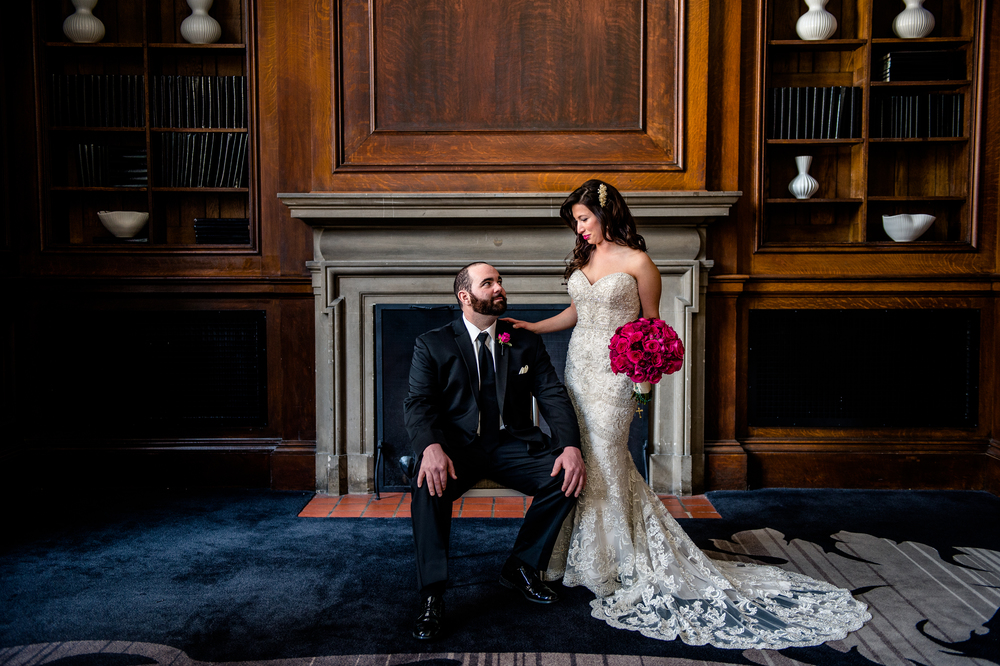 Le Meridien wedding Philadelphia
