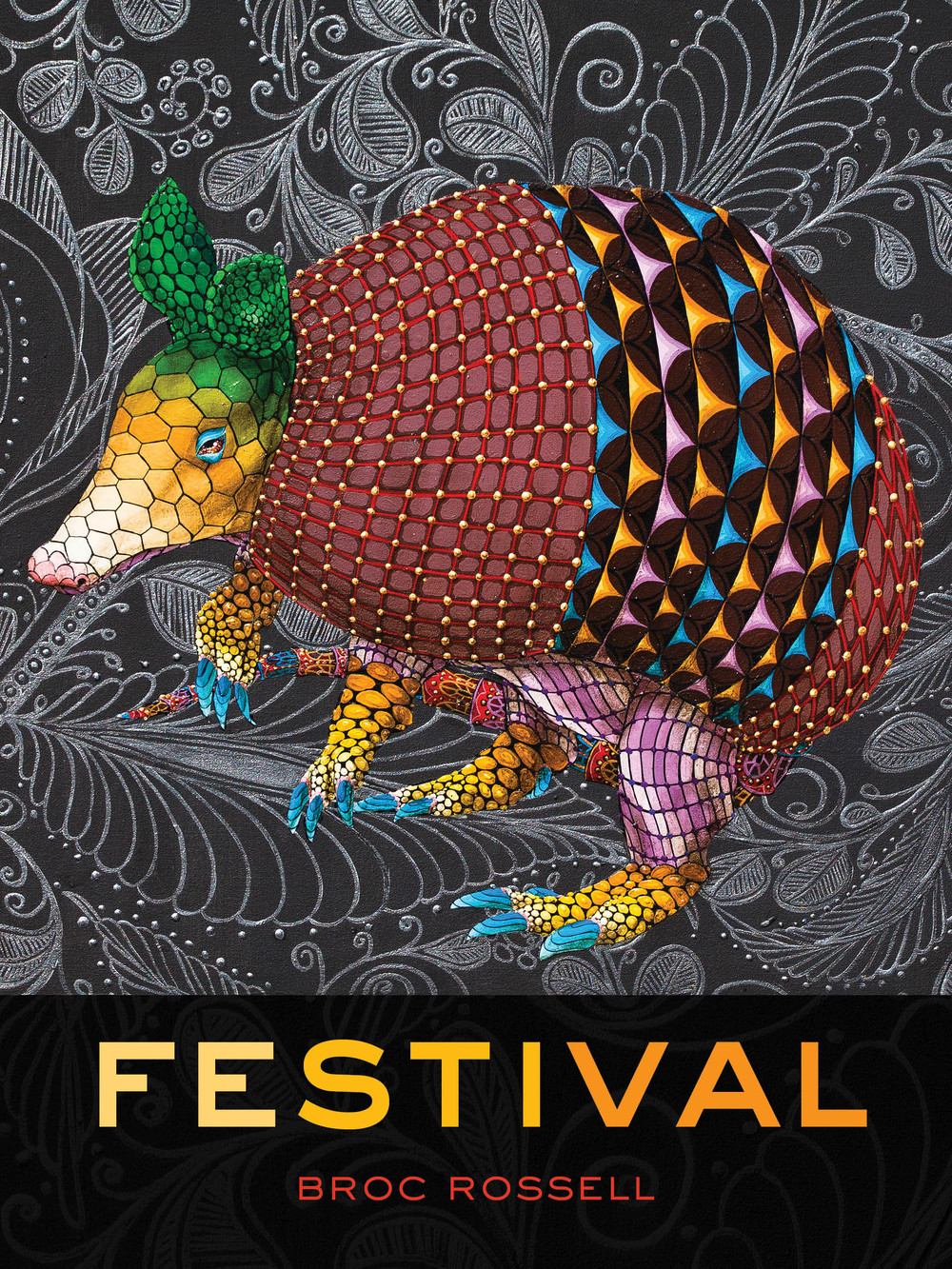 Festival By Broc Rossell Editor's Choice for the 2014 First Book Competition