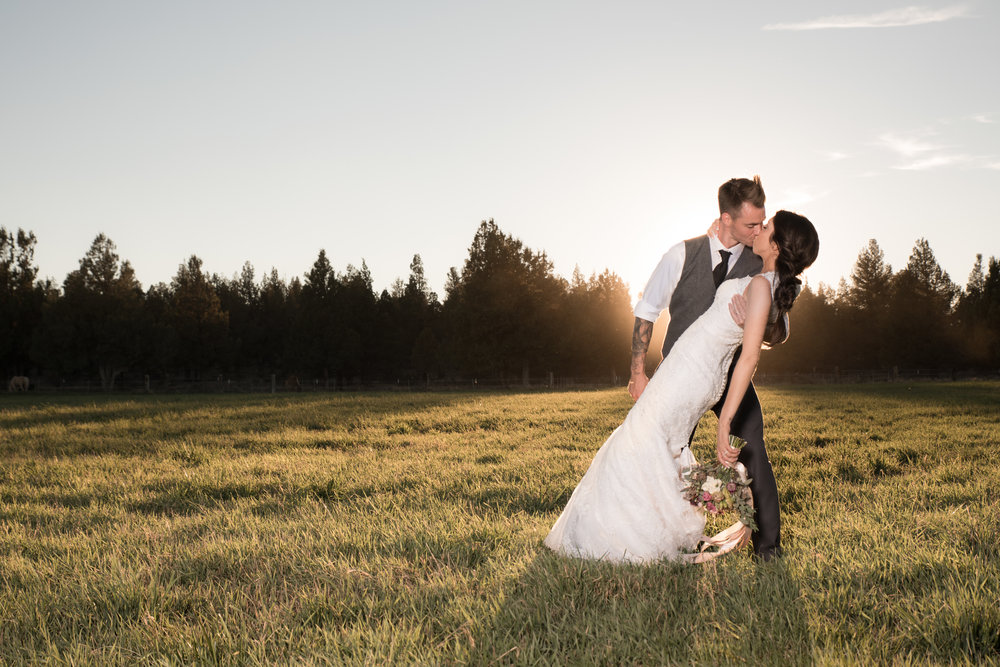 The Bryan Wedding - Bend, Oregon