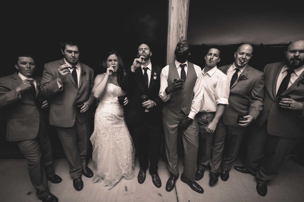 Wedding Cigars