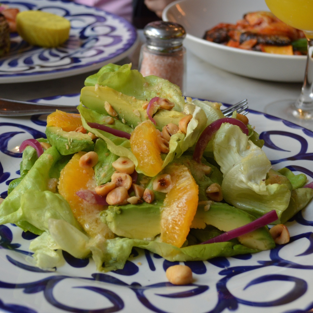 Butter lettuce salad Florian NYC.JPG
