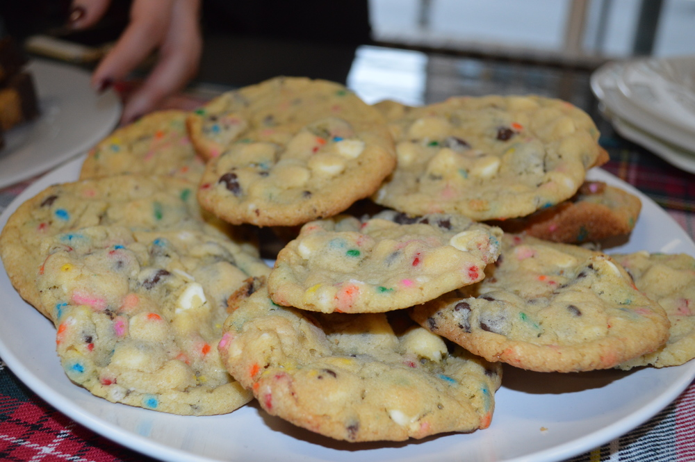 Cake Batter Cookies by Jessica Roy