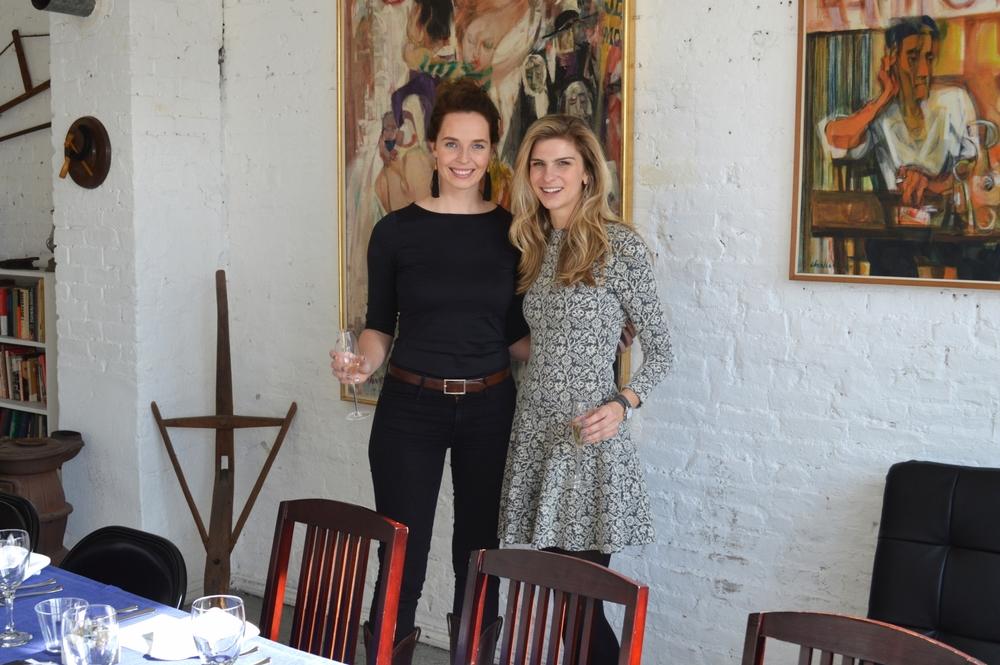 Nina Delano & Liz Rider