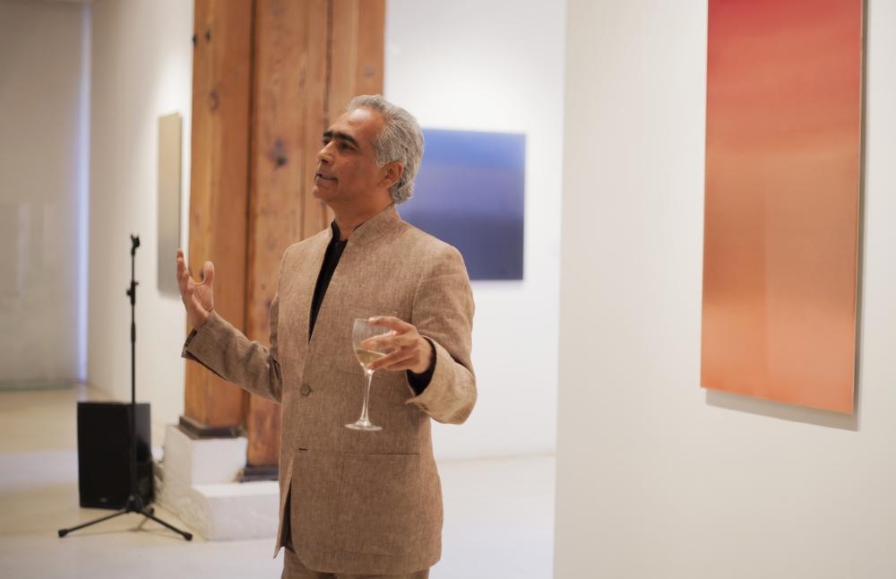 Gallerist Sundaram Togore
