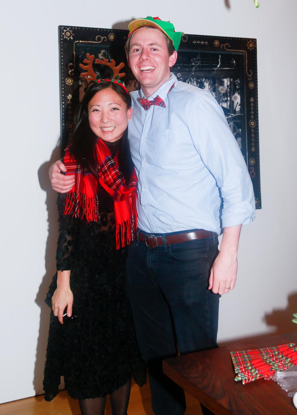 Margaret Wang, Michael Koenigs
