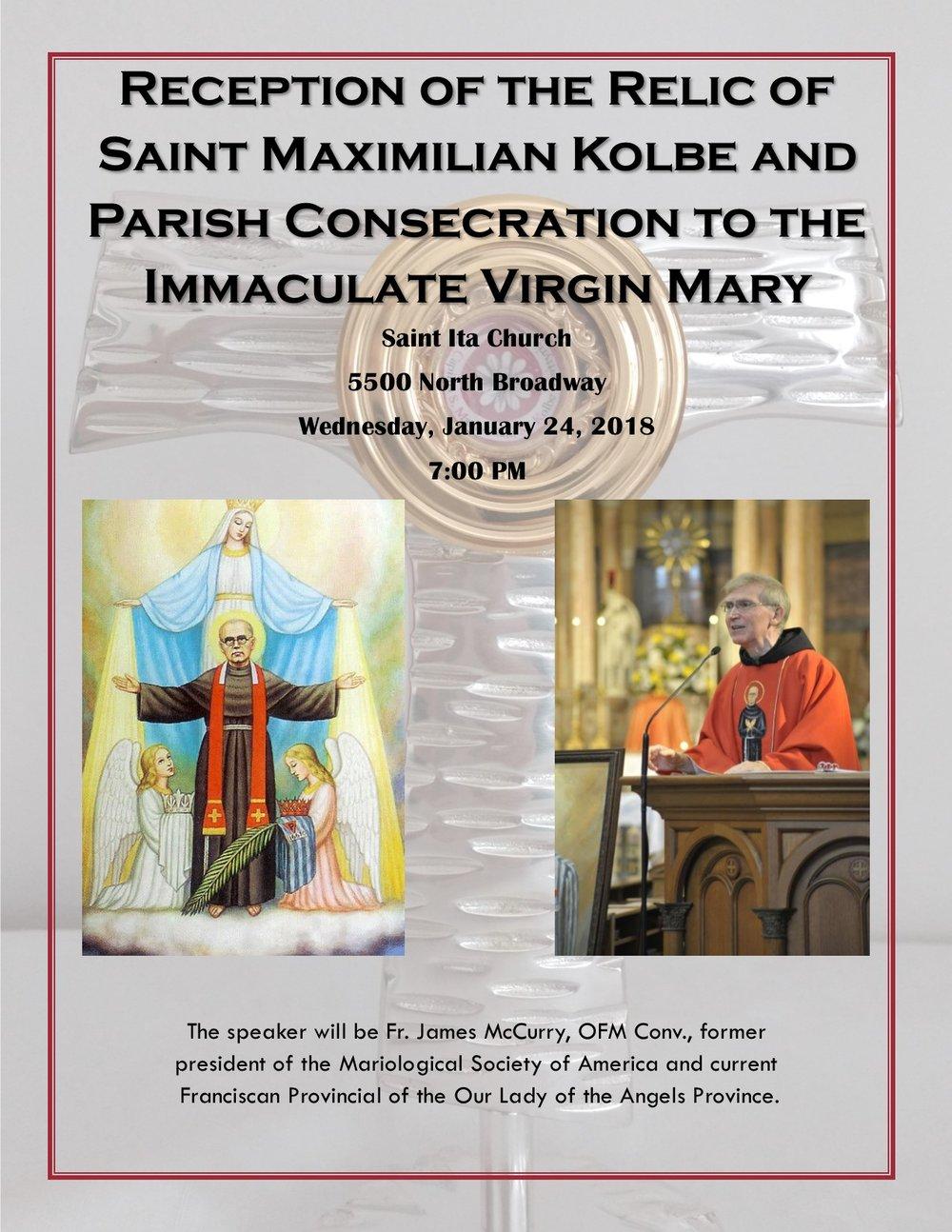 Reception of the Kolbe Relic.jpg