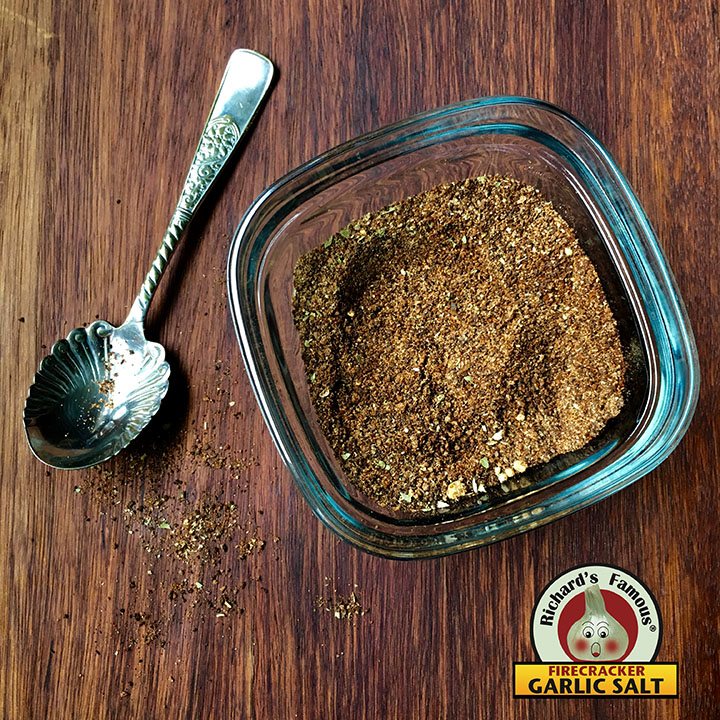 Richard's Famous® Firecracker Coffee Rub