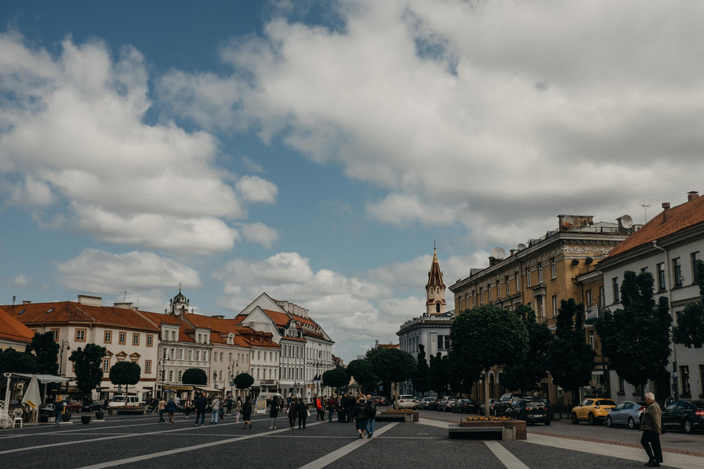Vilnius travel photography