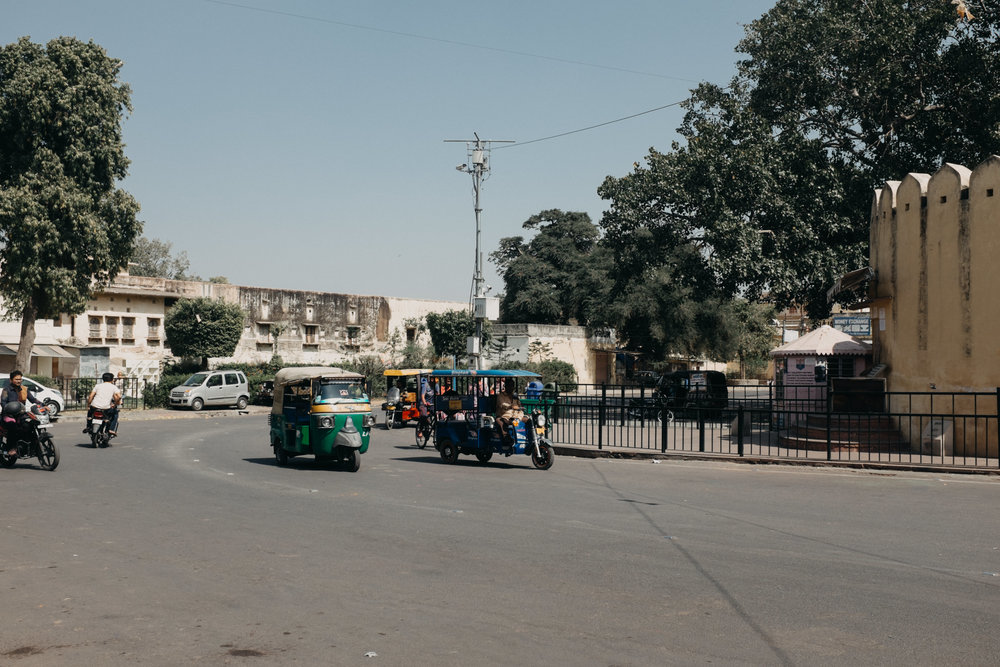 India Jaipur stock photography