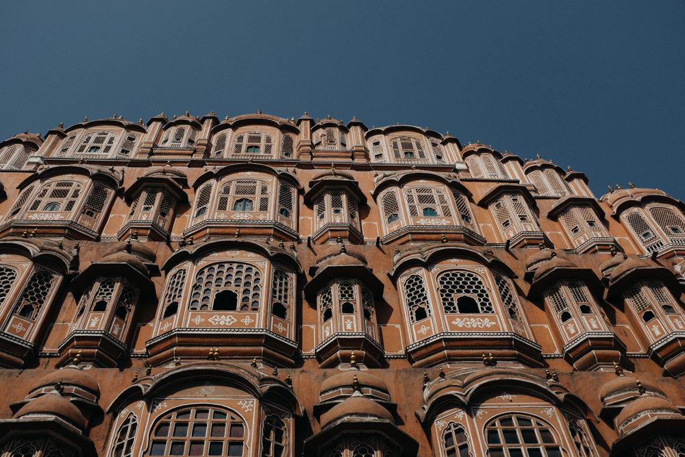 Jaipur India stock photography