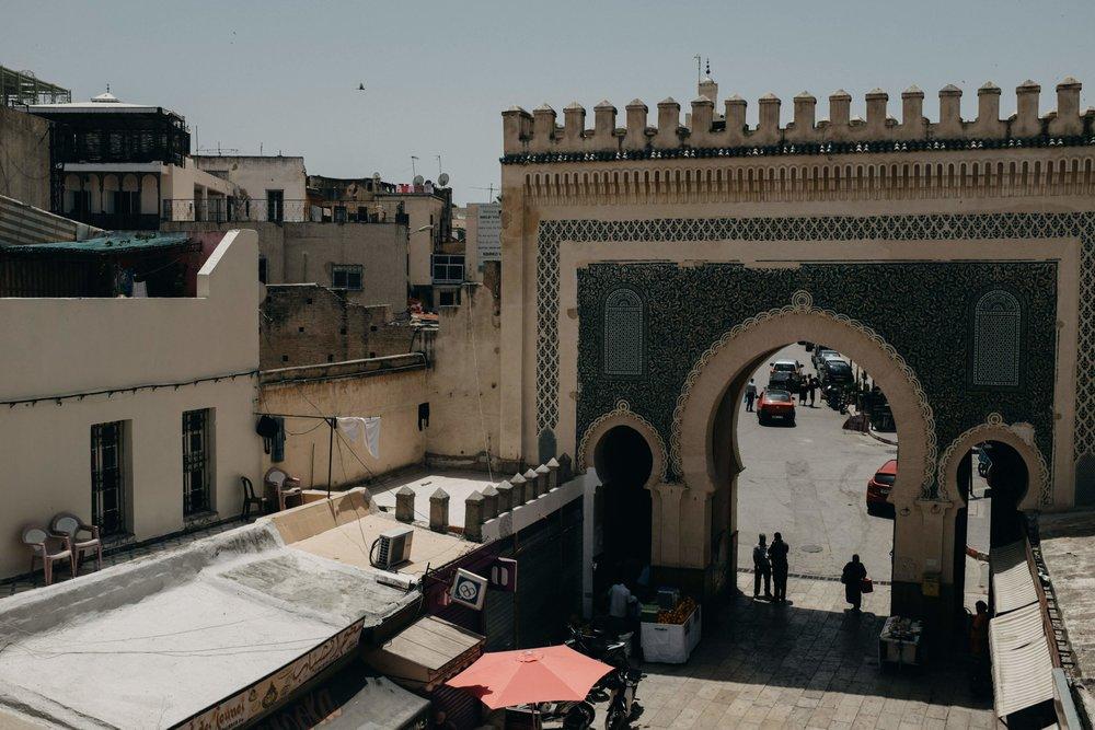 Fez Morocco stok photography