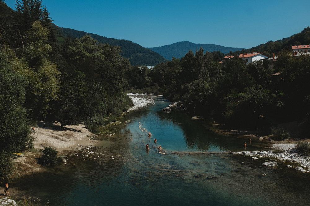 Travel photography Slovenia