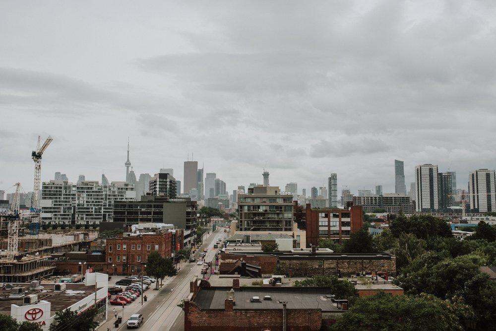 Toronto travel photography