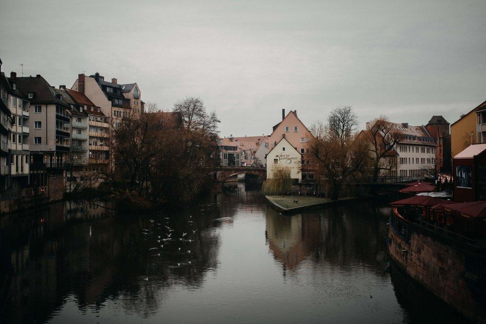 Travel documentary photography Nuremberg