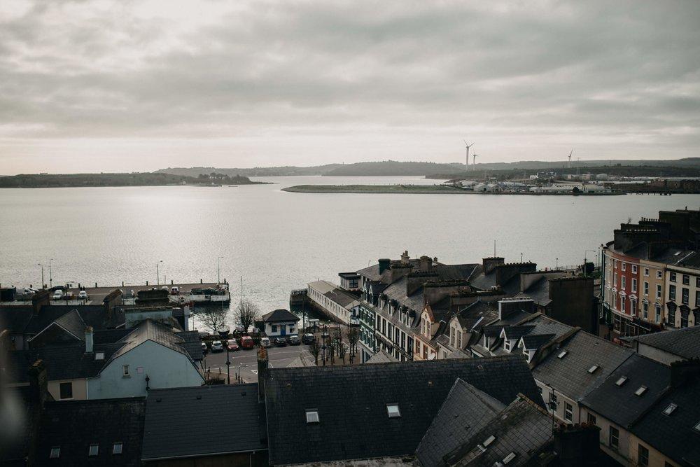 Cobh travel photography