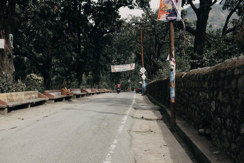 Rishikesh travel photography