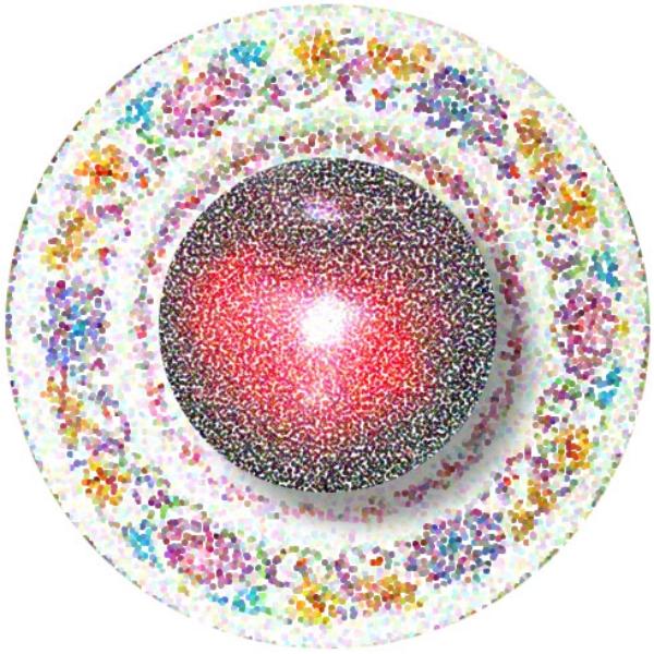 English Plumb, 2002  Digital Painting