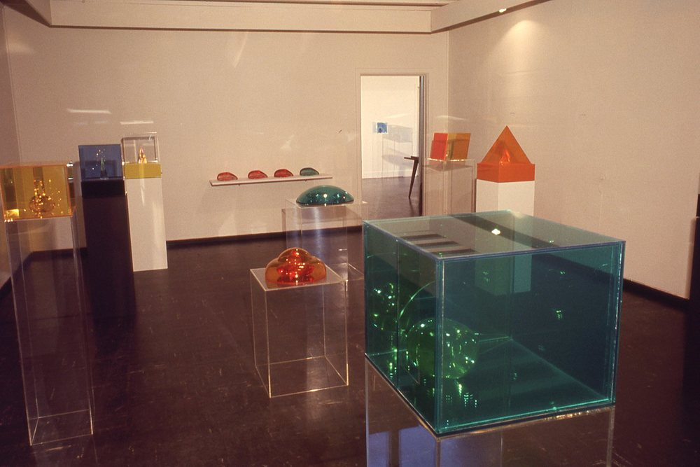Esther Robles Exhibition 1969