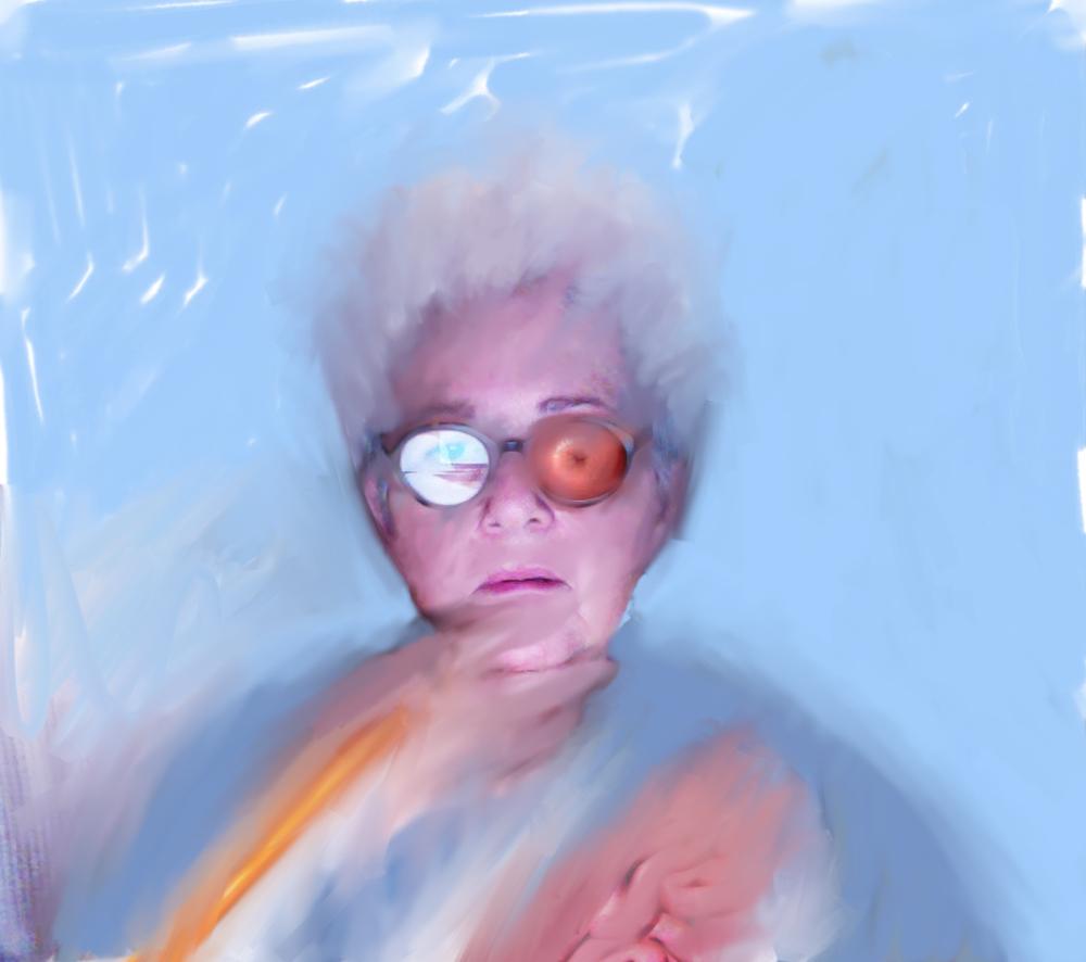 Barbara Leif, 2014  Artist
