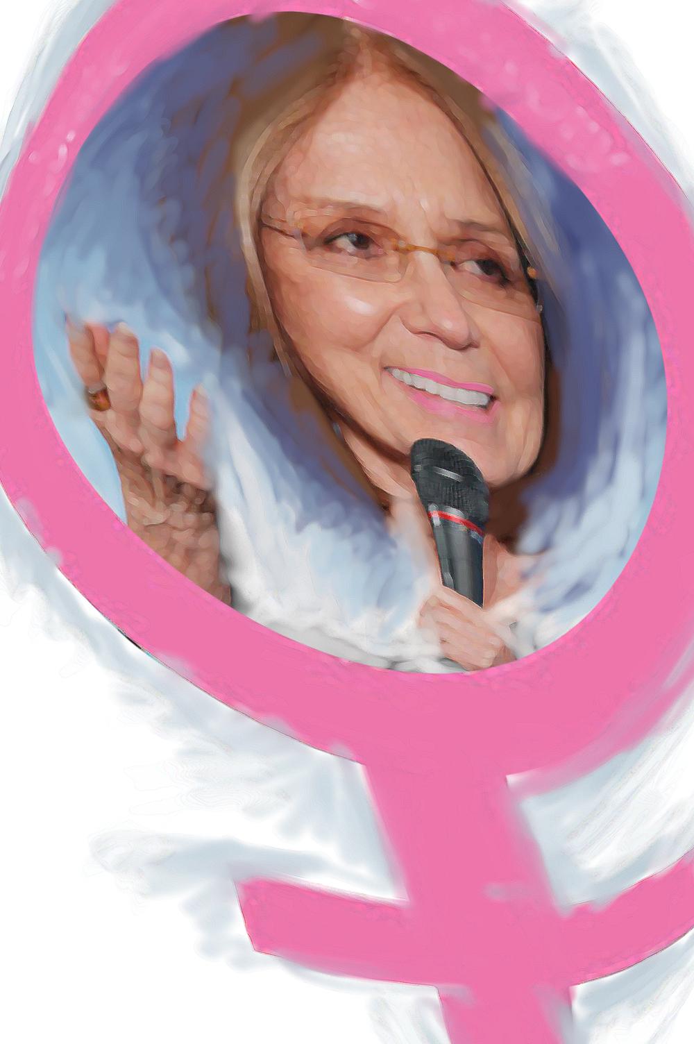 Gloria Steinem, 2014  Feminist Activist