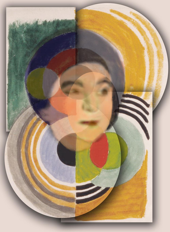 Sonia Delauney, 2015  Artist