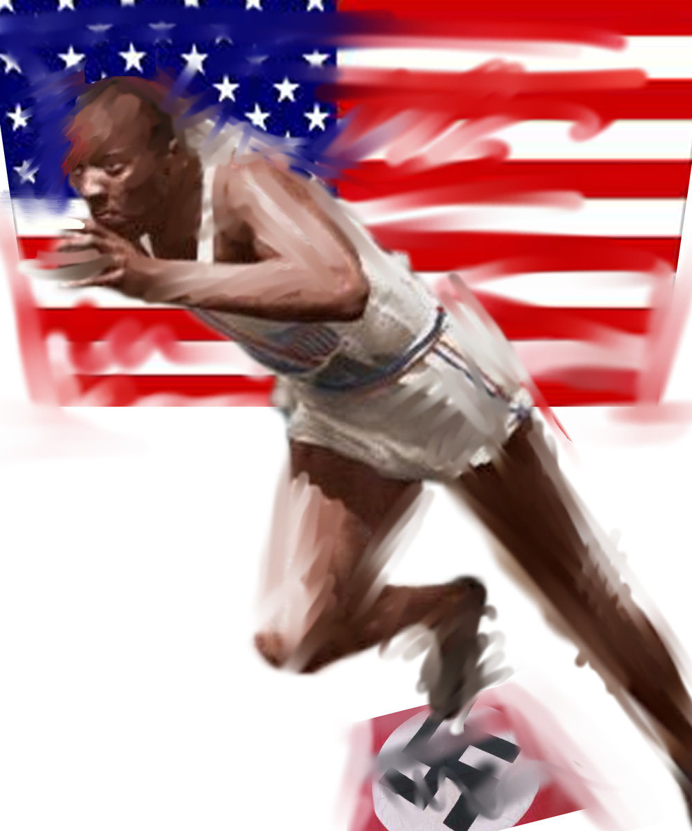 Jesse Owens, 2012  Track and Field