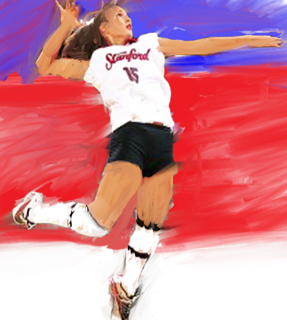 Logan Tom, 2011  Vollyball