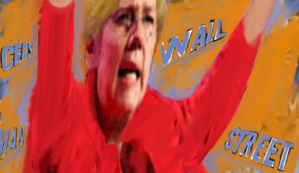 Elizabeth Warren, 2015  US Senator  Consumer Activist