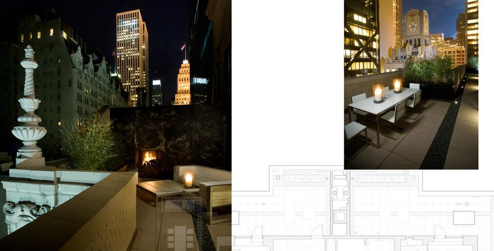 Penthouse East Terrace