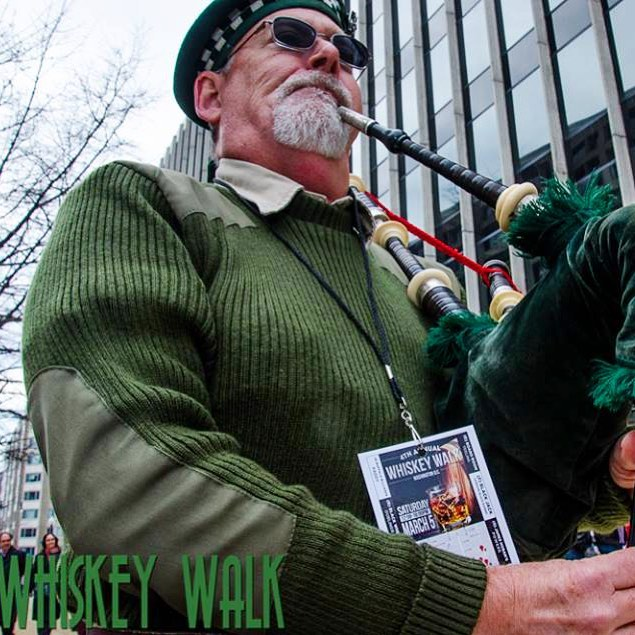 T H R E E more days until our Annual Whiskey Walk 2018! Grab your bagpipes, put on your best kilt and join us for a celebration of the finest whiskeys of all! Get your tickets now // This SATURDAY 🍀 NYC • DC • Philly • Miami . . . . . . . #whiskeywalk #whiskey #barcrawl #craftspirits #jameson #jackdaniels #dc #miami #philly #nyc #weekendvibes #weekendplans #happyhour #dcevents #miamievents #phillyevents #nycevents #fun #alcohol #party #bar #crawls #green #friends
