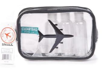 TSA Compliant Bags and Bottles