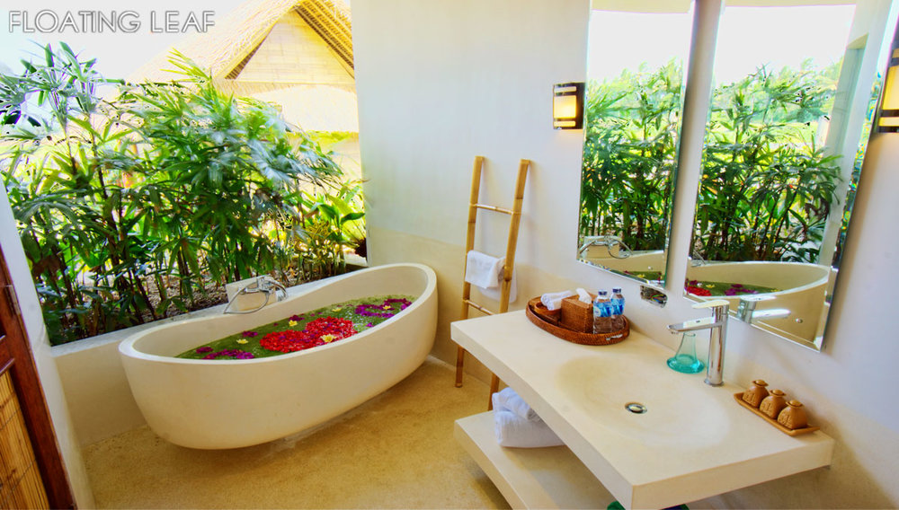 PACKAGE 2 - SINGLE ROOM / PRIVATE BATH  Features:Private Bath,Garden of Pool Views,Air Conditioning,Round Suite,King Size Bed, Wi-Fi, Private Terrace or Balcony, Fan