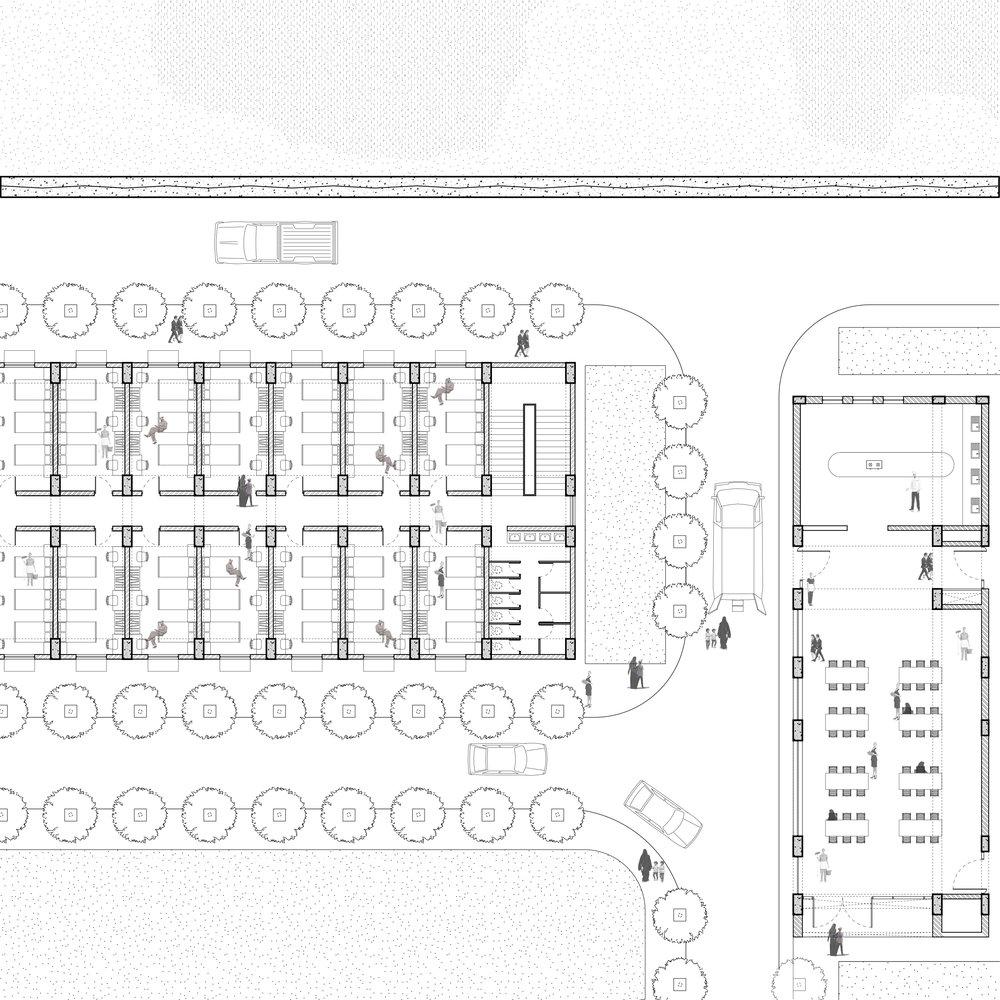 2017 Labor Housing for Saraya
